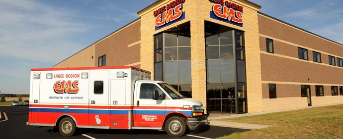 Case Study: How eTurns Helped Lakes Region EMS Reduce Inventory by 73%